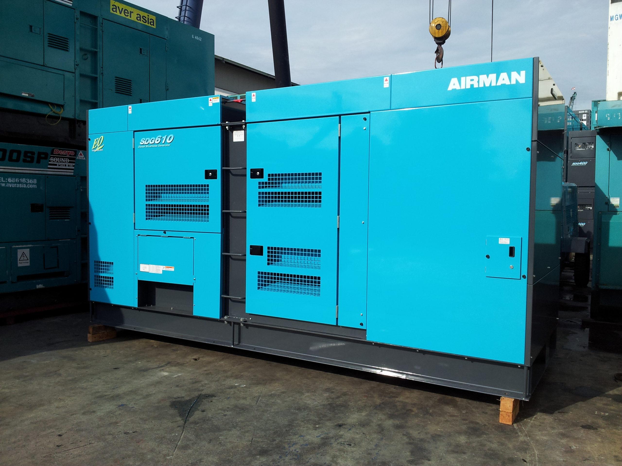 SGG25S Generator