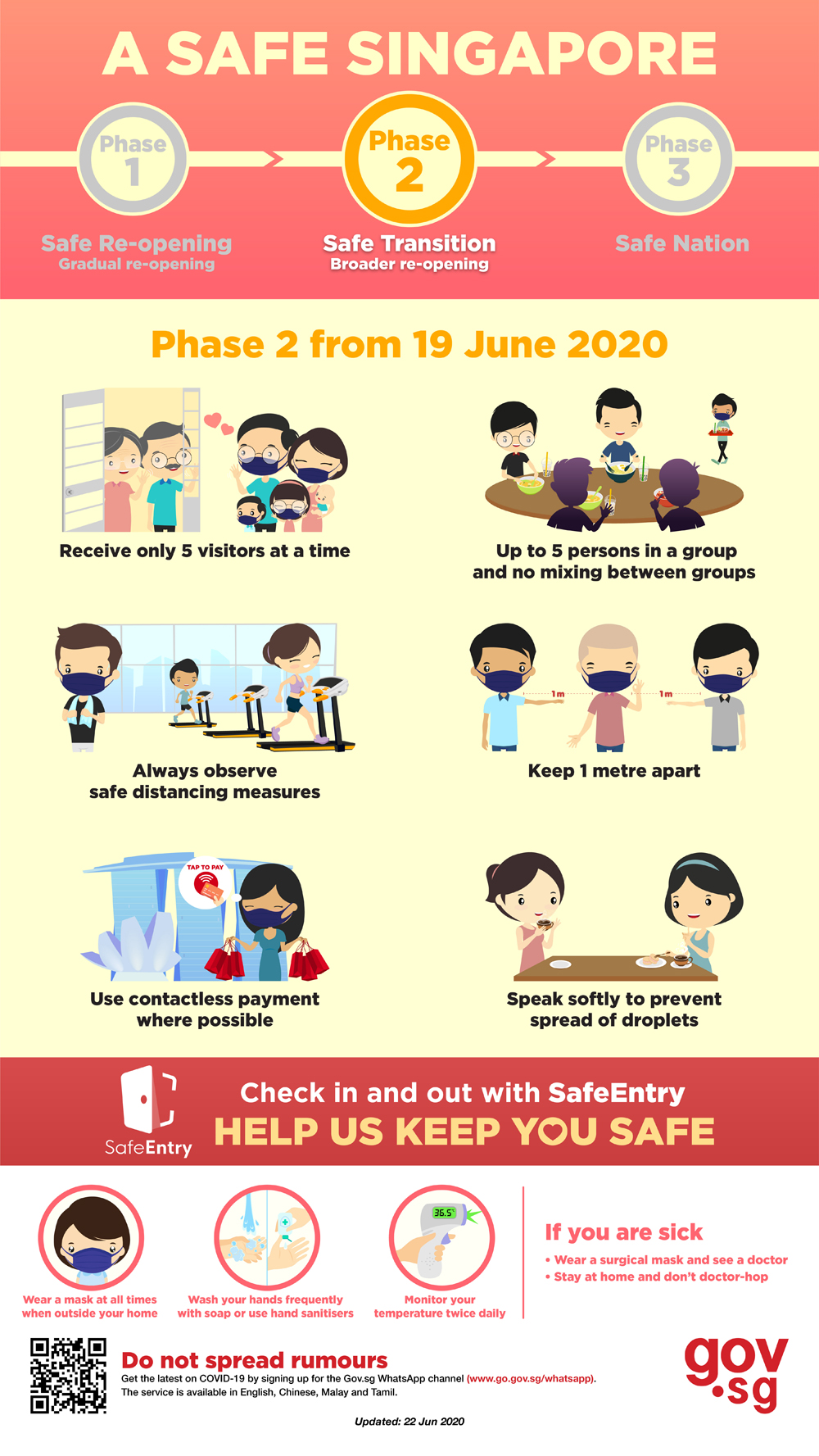 A Safe Singapore - Phase 2